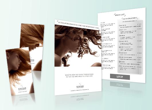 Salon marketing tool system professional for Salon marketing