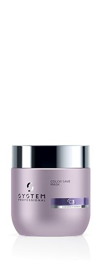 System Professional Color Save Mask