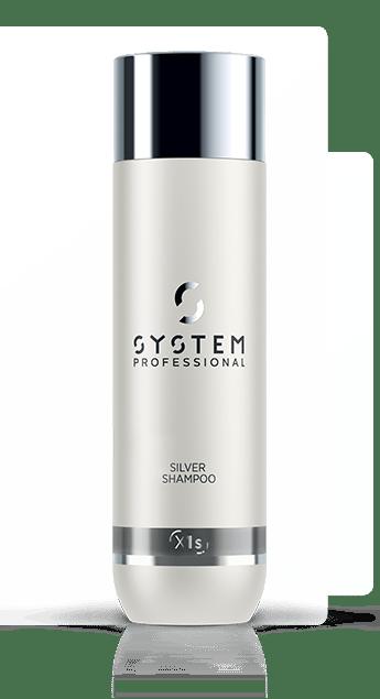 System Professional Extra Silver Shampoo