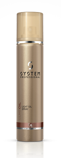 System Professional LuxeOil Light Oil