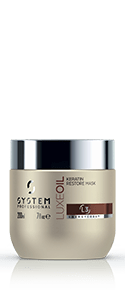 System Professional LuxeOil Keratin Restore Mask