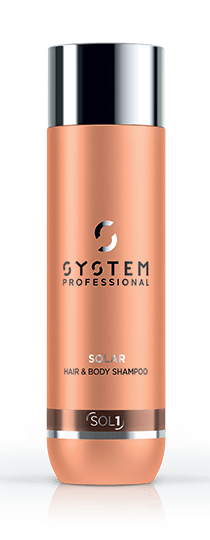 System Professional Solar Hair and Body Shampoo