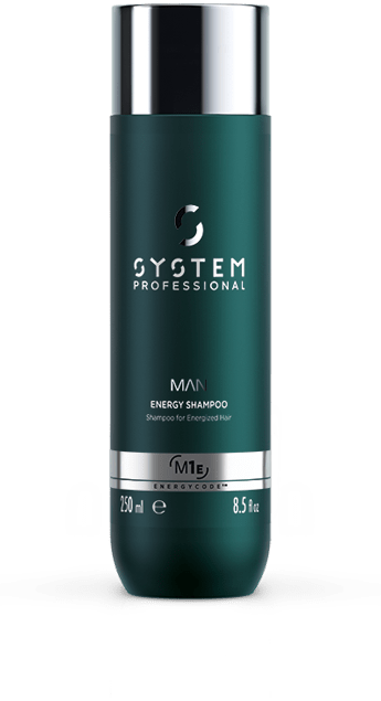 System Professional System Man ENERGY SHAMPOO