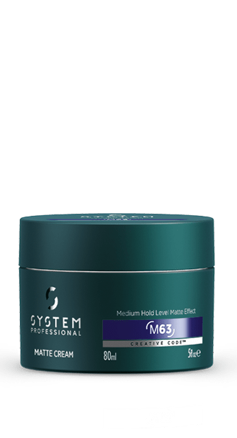 System Professional System Man Matte Cream