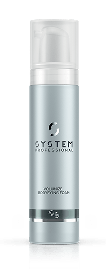 System Professional Volumize Bodyfying Foam