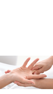 HEAD AND HAND MASSAGE